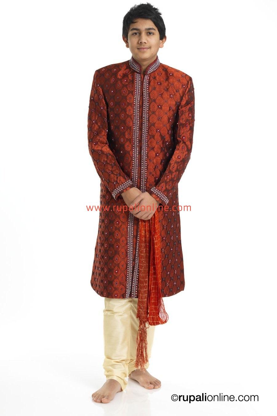 Rupali offers Indian kurta pajama & Wedding Sherwani in UK. Shop ...